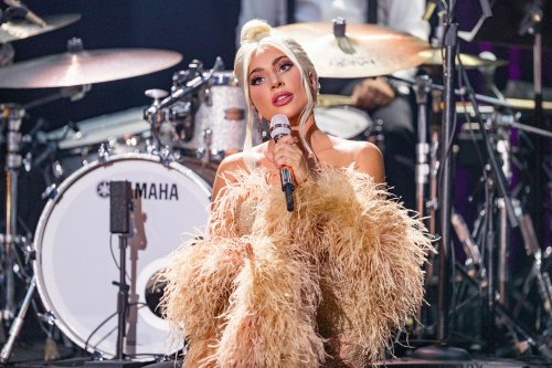 Lady Gaga Makes Little Girl's Dreams Come True As She Brings Her Up On Stage During Vegas Show