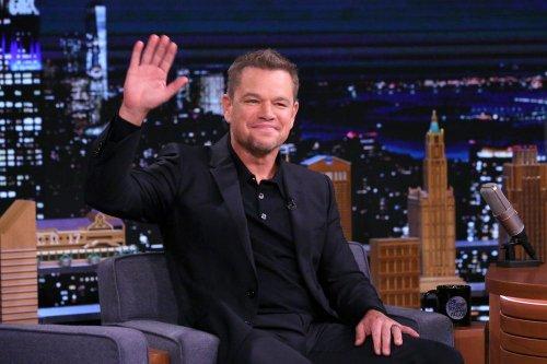 Matt Damon Talks Reuniting With Ben Affleck For 'The Last Duel'