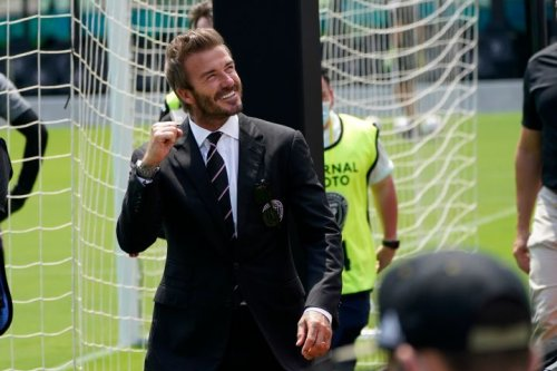 David Beckham's Family Shares Sweet Photos In Celebration Of His Birthday