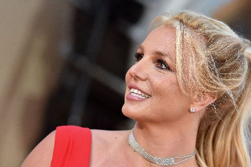 Britney Spears Shows Off Her 'Favourite' Tattoo