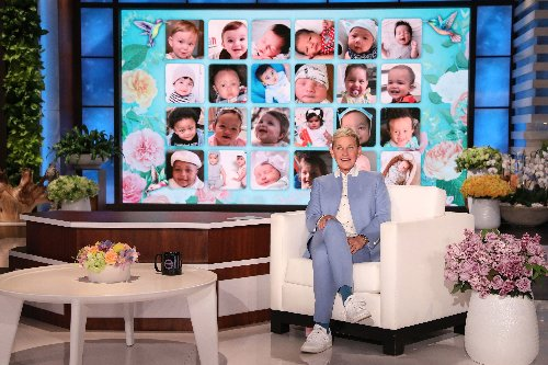 Ellen DeGeneres Celebrates Mother's Day With Help From Ayesha Curry