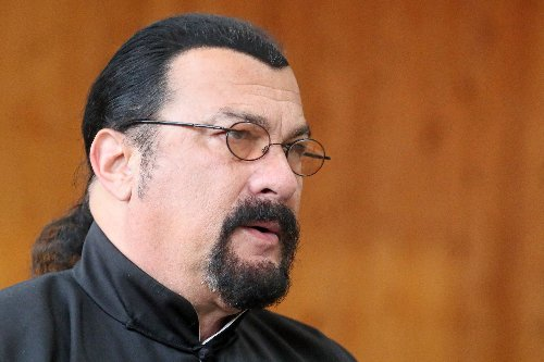 Steven Seagal Lists His 'Bulletproof' Scottsdale Home For $3.395M