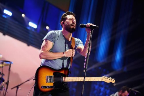 Old Dominion's Matthew Ramsey Suffers Collapsed Lung After Falling Off Ladder While Changing A Lightbulb