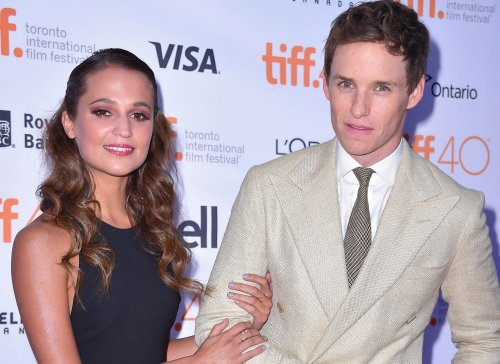 Alicia Vikander Says She 'Totally Understands The Criticism' Eddie Redmayne Faced For Playing A Trans Woman In 'The Danish Girl'