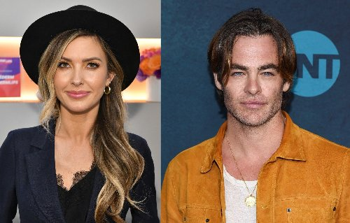 Audrina Patridge Talks Dating Chris Pine And Kissing His Black Lips
