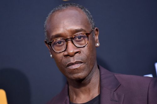 Even Don Cheadle Is Confused About His Emmy Nod: 'I Don't Really Get It'