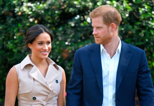 Prince Harry And Meghan Markle's Daughter Lilibet Is Finally Added To The Royal Line Of Succession