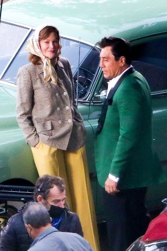 Nicole Kidman And Javier Bardem Transform Into Lucille Ball, Desi Arnaz In New Pic