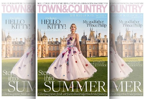 Lady Kitty Spencer Opens Up About Life In The Spotlight, Growing Up At Althorp