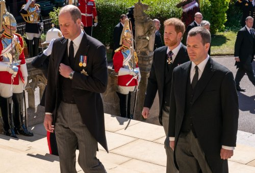 Peter Phillips Says Not Being Able To Hug The Queen Was The 'Hardest Part' After The Duke Of Edinburgh's Death