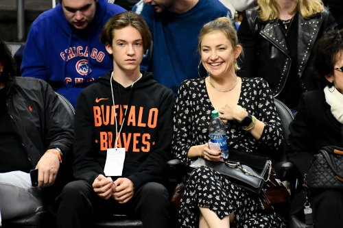 Kate Hudson's Son Honours His Dad Chris Robinson With Rare Tribute As The Black Crowes Go Back On Tour