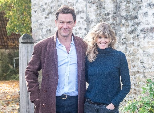 Catherine FitzGerald Details The 'Ups And Downs' Of Marriage To Dominic West Following Lily James Scandal