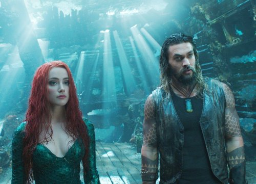 'Aquaman' Producer Reveals Johnny Depp Fans' Pressure Campaign To Dump Amber Heard Had No Effect