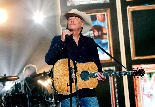 Alan Jackson Opens Up About Son-In-Law's Tragic Death: 'It Was Tough Losing Him So Suddenly'