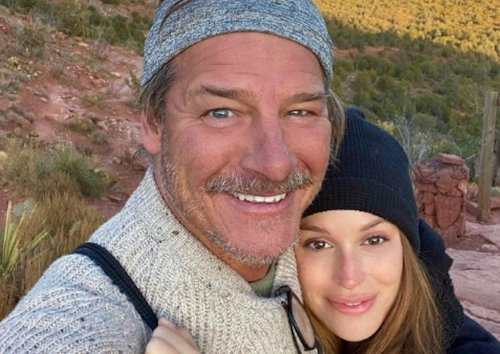 Ty Pennington Announces Engagement To Kellee Merrell: 'Glad I Waited For The One'