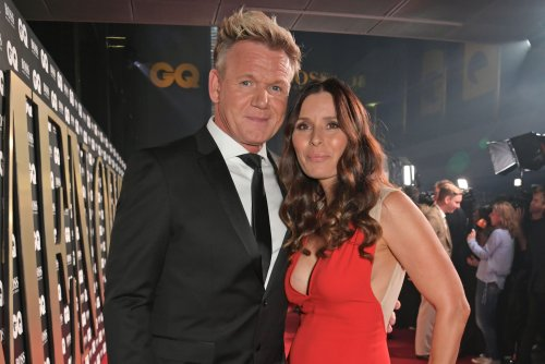 Tana Ramsay Still Looks Perfect In Wedding Dress She Wore When Marrying Gordon Ramsay 25 Years Ago