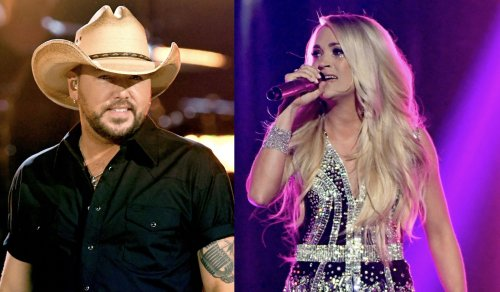 Jason Aldean And Carrie Underwood Team Up For New Breakup Anthem 'If I Didn't Love You'