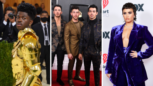 New Music Friday: Lil Nas X, Jonas Brothers, Demi Lovato, G-Eazy, & More