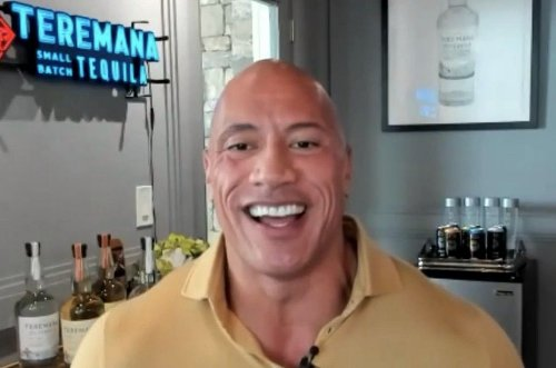 Dwayne Johnson Looks Back At Turning Down The CFL To Follow In His Father's Footsteps As A Pro Wrestler