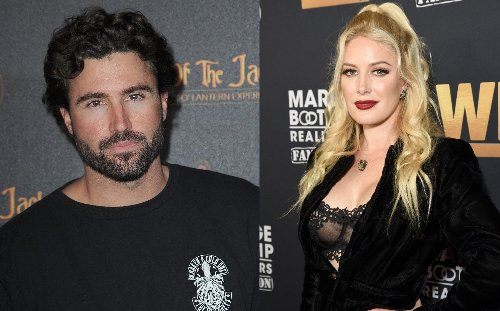 Heidi Montag Slams Brody Jenner As Things Get Heated During Drunken Argument On 'The Hills'