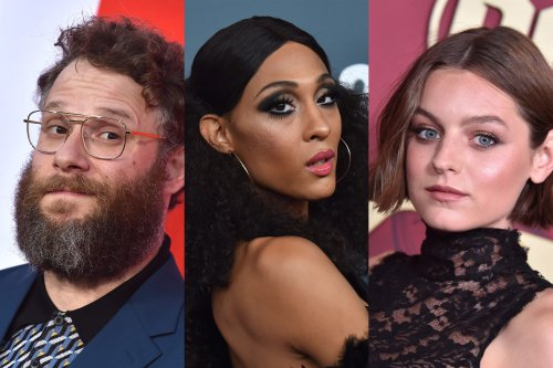 Seth Rogen And More Stars React To Their 2021 Emmy Nominations: 'HOLY F*@KING SH*T!'