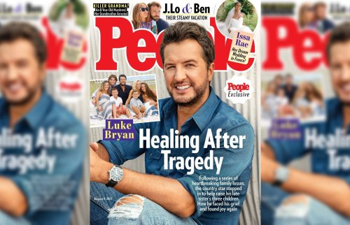 Luke Bryan Speaks About Family Tragedies In Candid Interview: 'You're Never Through Your Grief, You're Always Breathing It'