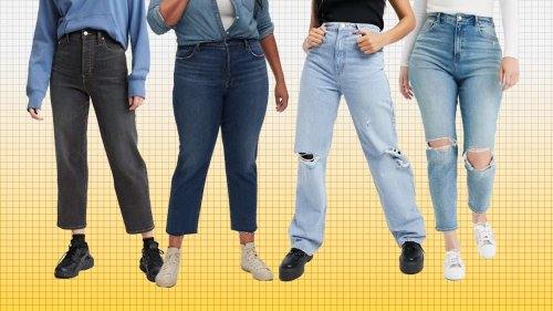 TikTok Says Skinny Jeans Are Out -- Here's What to Buy Instead