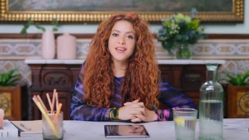 Shakira Shares the Worst Fashion Advice Her Mother-In-Law Gave Her