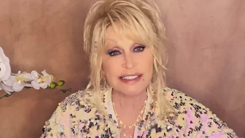 Dolly Parton's Inspirational Message at Covenant House Virtual Gala