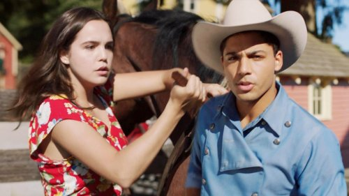 Bailee Madison & Michael Evans Behling Star in 'A Cinderella Story: St