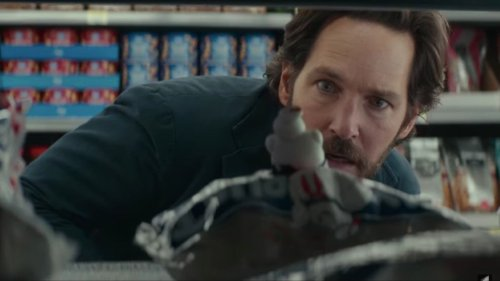 Paul Rudd Is Attacked by Marshmallow Men in 'Ghostbusters: Afterlife'