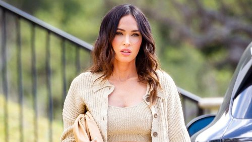 Watch Megan Fox's Incredible Britney Spears Impersonation