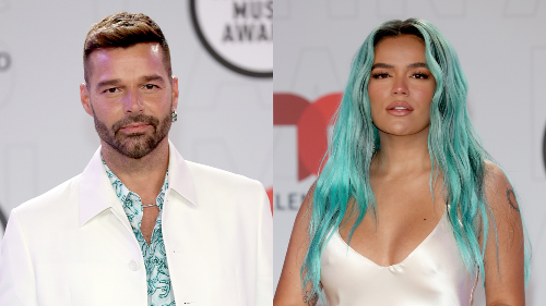 Ricky Martin, Karol G and More Best Dressed at the 2021 Latin AMAs