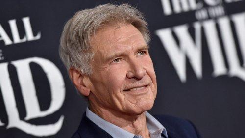 Harrison Ford Injures Shoulder Rehearsing 'Indiana Jones' Fight Scene