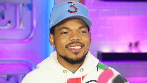 Chance the Rapper on New Concert Film 'Magnificent Coloring World'