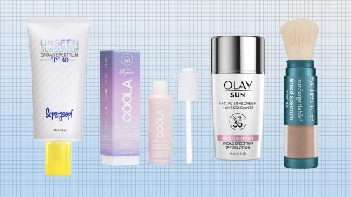 The Best Sunscreen -- Supergoop, Neutrogena & More