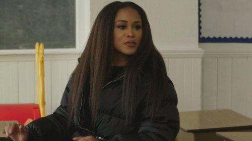 Eve Goes Back to Catholic School for 'Secret Celebrity Renovation'