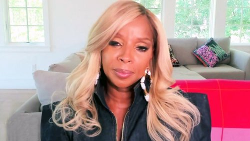 Mary J. Blige on Sharing the Pain of Her Childhood in New Documentary