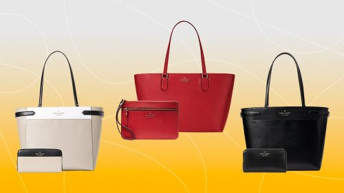 Select Kate Spade Totes Are On Sale Today -- Shop the Cutest Styles