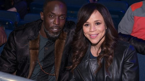Rosie Perez Tears Up Remembering Michael K. Williams at the Emmys