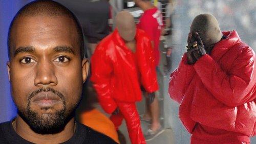 Kanye West Seemingly Posts His Atlanta Stadium Room: Pic