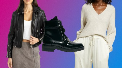 Fall Wardrobe Deals From the Nordstrom Anniversary Sale