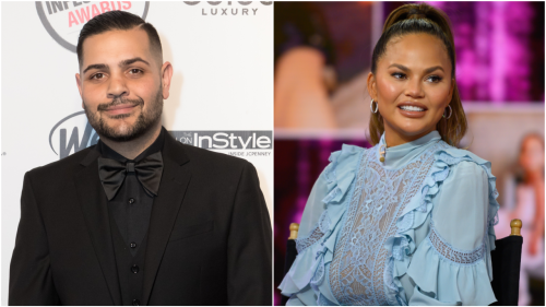 Michael Costello Was Suicidal After Alleged Chrissy Teigen Bullying