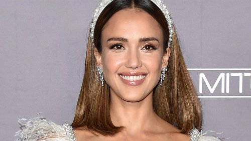 Jessica Alba Shares the Requests Her Daughter Made During Therapy