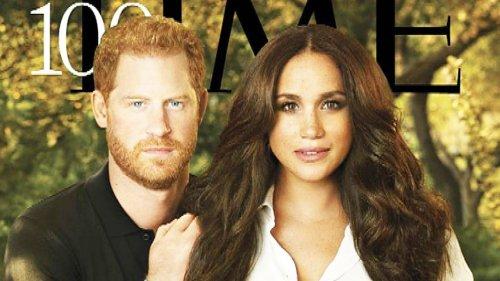 Prince Harry and Meghan Markle Lead 2021 TIME100 List