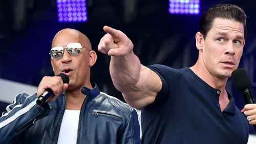 Vin Diesel Says Paul Walker Sent John Cena to Play His Brother in 'F9'