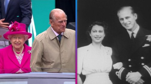 Queen Elizabeth Honors Late Husband Prince Philip in Touching Tribute