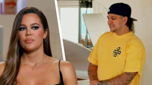 'KUWTK' Reunion: Family Shares Rob Kardashian Update