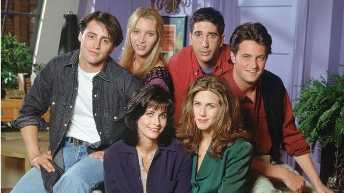 The Definitive Guide to Binge-Watching 'Friends'