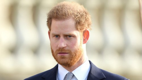 Prince Harry Arrives In the UK Ahead of Prince Philip's Funeral